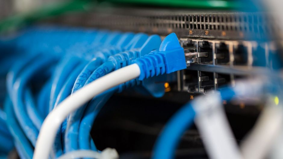 Network Cabling in Bromley